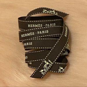 Hermès Signature Ribbon